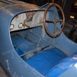 Bugatti Typ 35 A Interieur