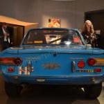 Lancia Fulva Coupe HF 2 Heckansicht