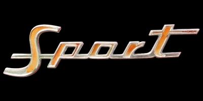 Logo Volvo PV 544 Sport (1958-1969)