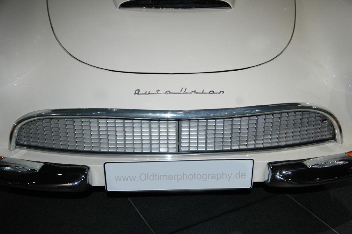 Auto Union 1000 Sp Kühlergrill