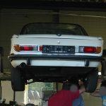 """BMW 2000 CS in """"chamonix"""" (Elfenbein)"""