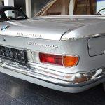 BMW 2000 CA Heckansicht