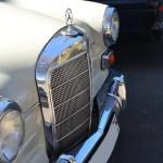 Mercedes-Benz W 110 Frontdetail mit Kühlergrill