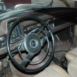 Mercedes-Benz W 110 200 D Interieur