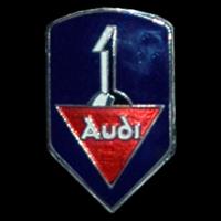 Logo Audi Typ UW Front 1933-1934