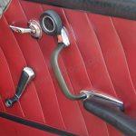 Mercedes-Benz W 110 190 Seitentüre vorn Detailansicht