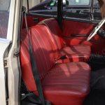 Mercedes-Benz W 110 190 Sitzgarnitur vorn