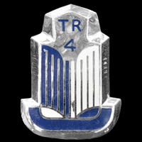 Logo Triumph TR4