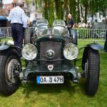Alvis Speed 20 SA Vorkriegs-Rennwagen 19632-1933