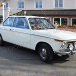 BMW-2002 fast wie Niegel-Nagel-neu!