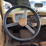 Citroën Traction Avant Interieur