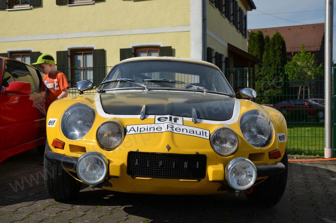 Alpine A110 von Robert Kern