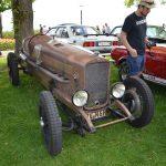 Fiat 514 Rennwagen von 1932-1933 gebaut