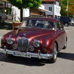 Jaguar Mark II RHD hier nicht im Duoton-Look !!!