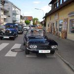 Lancia und Peugeot 201 links