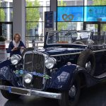 Maybach SW 38 4-Door Cabriolet Spohn Hard Top 1937