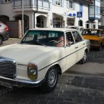 Mercedes-Benz Strich 8, Fiat 124, Opel 1397