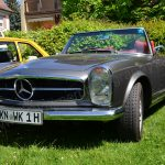 Mercedes-Benz W 113 Roadster