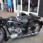 BMW Motorrad mit Beiwagen