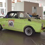 NSU Wankel Spider im Original Racing-Look