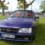 Opel Monza Cabriolet Frontansicht
