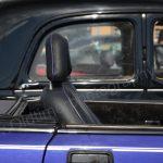 Opel Monza Cabriolet mit umklapptem Windschott