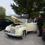 Opel Olympia Cabriolimousine 1950-1953