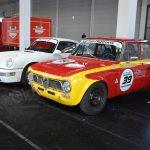 Porsche 911 und NSU TT für Racing modifiziert