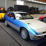 Porsche 924 Turbo Typ 931 1979–1982
