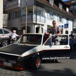 VW Golf I GTI einer der wenigen die übrig geblieben sind