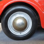 VW Käfer Radkappe