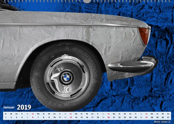 2019 Januar BMW 2000 CS