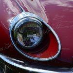 Jaguar E-Type Series III Roadster ohne Scheinwerferabdeckung