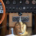 Jaguar E-Type Serie I Roadster Interieur
