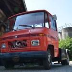 Mercedes-Benz 508 D mit SZM zu verkaufen