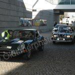 Jaguar E-Type FHC Series 1 Einweisung zur Wertungsprüfunggsprüfung
