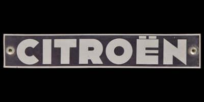 Logo Citroen ID 19