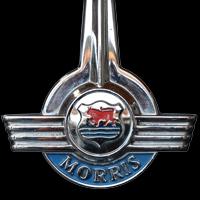 Logo Morris Minor