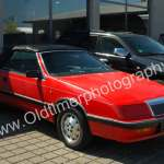 Chrysler LeBaron Convertible Seitenansicht