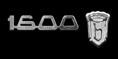 Logo Alfa Romeo Giulietta Sprint 1600