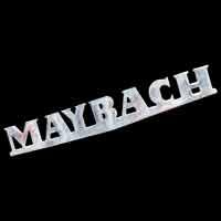 Logo Maybach SW 38 Cabriolet auf Kühlergrill schräg montiert