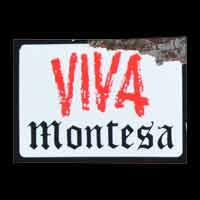Original Aufkleber VIVA Montesa
