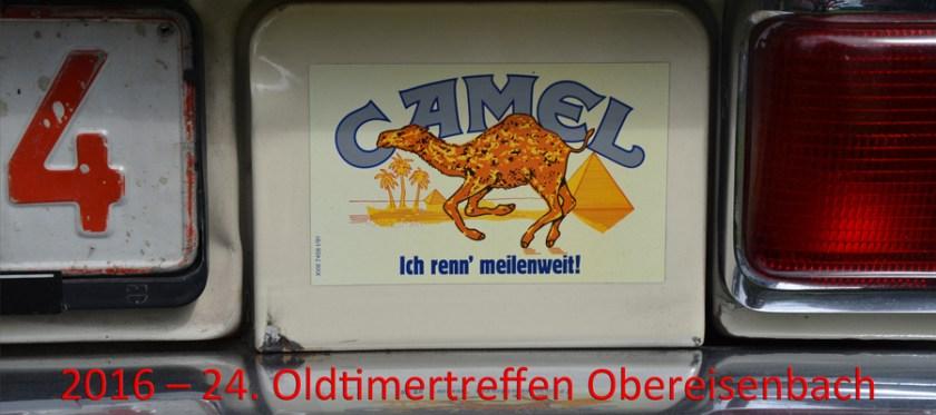 2016 – 24. Oldtimertreffen Obereisenbach