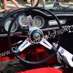 Alfa Romeo Giulia 1600 Spider Interieur 1962-1965