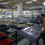 Amazon-Produktion bei Volvo in den 1960er Jahren