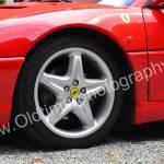 Ferrari F355 M5.2 Spider mit Original Ferrari-Felgen