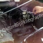 Opel 1397 mit defekter Benzinleitung