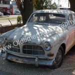 Volvo Amazon Scheunenfund