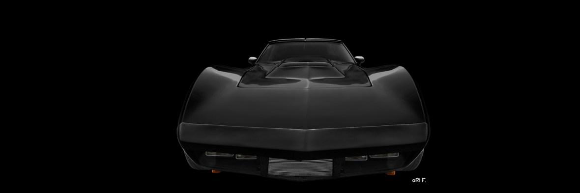 Eckler Corvette Poster for sale by aRi F.