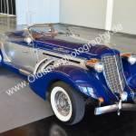 Auburn 852 Supercharged Speedster 1936